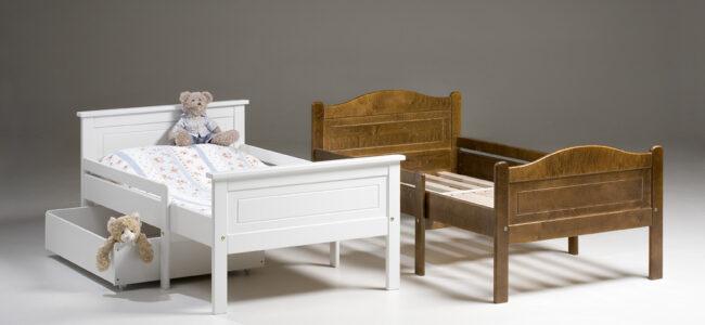Lasten jatkettava sänky